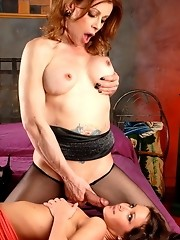 Seductive TMILF Jasmine fucking beautiful Tweety