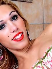 Sexy latin nympho