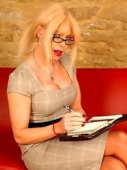 Raunchy Secretary