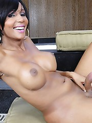 Young tranny sex machine
