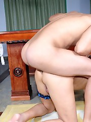 Sweet Adryella fucked hard by Yago