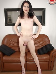 Blair returns to Canada TGirl for another sexy solo scene!