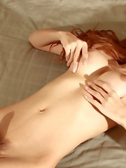 Amazing tgirl Pure strips and plays
