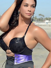 Beautiful Vaniity strips on a boat