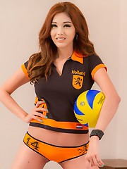 Volleyball Vixen