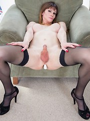 stockings,solo,toy