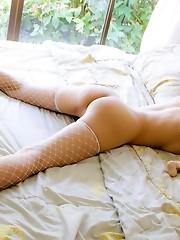 Ladyboy Jackie bulge
